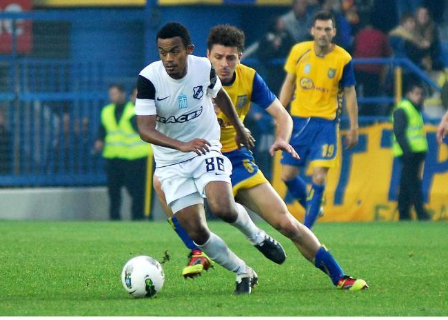 «Τζάμπα» ήττα για τον ΟΦΗ στο Αγρίνιο με 1-0