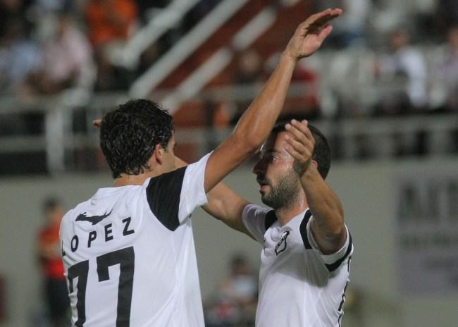Παπουλής και Χόρχε Λόπεζ την Τετάρτη στο OFI Crete FC Official Store!
