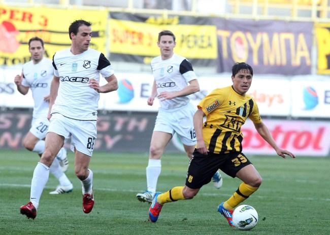 Τζόρντι Λόπεζ: «Σημαντική ευκαιρία το κύπελλο για να πετύχουμε»
