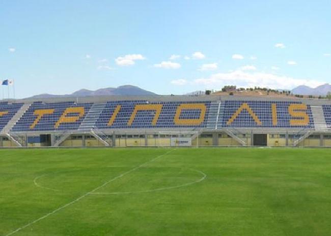 Έγκριση της UEFA για το γήπεδο της Τρίπολης