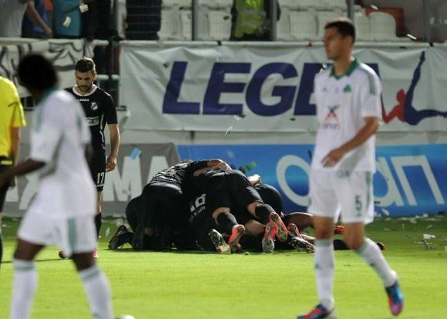 """Άτυ""""Χ""""ος ο ΟΦΗ έμεινε στο 2-2 με τον ΠΑΟ αν και άξιζε τη νίκη!"""