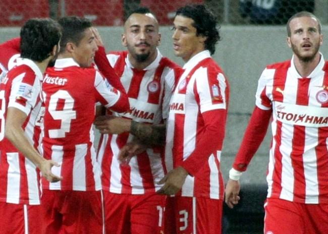 Oλυμπιακός-Κέρκυρα 2-0