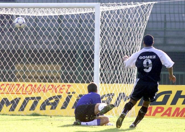 Σαν Σήμερα: Σπάει τα κοντέρ ο Γκόμεζ με το 8ο γκολ σε 7 ματς (vds)