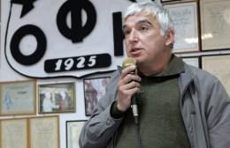 """Αντωνακάκης: """"Στόχος του ΟΦΗ είναι να αποκτήσει συνέχεια παντού"""""""