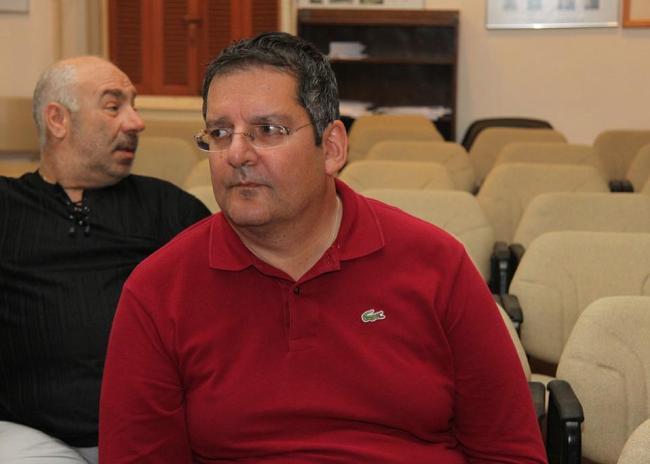 Bιριράκης: «Παίξαμε με τον μεγαλύτερο και πιο ιστορικό σύλλογο της Κρήτης»