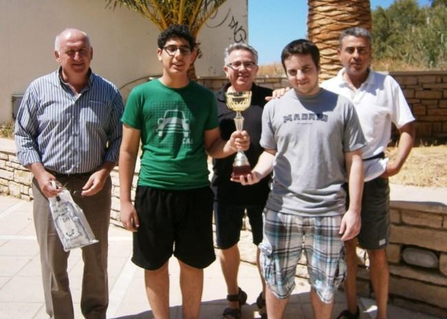 Κυπελλούχος Κρήτης στο σκάκι ο ΟΦΗ για πρώτη φορά στην ιστορία του! (fotos)