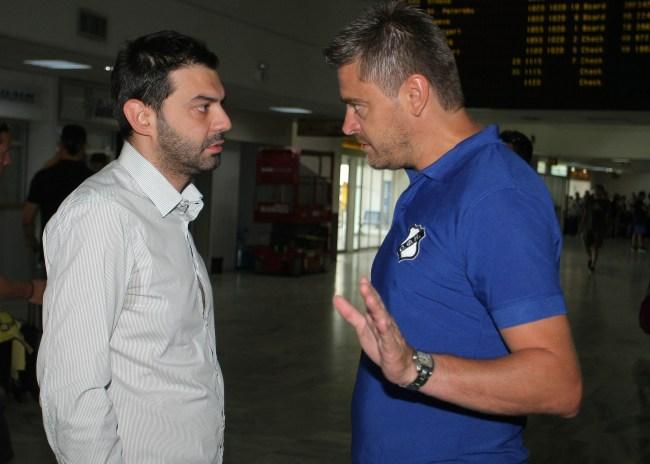 """Τέλος ο Δερμιτζάκης – """"Δεν ευθύνεται μόνο ο προπονητής για την πορεία του ΟΦΗ"""""""
