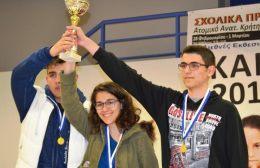 Διακρίσεις σκακιστών του ΟΦΗ στα σχολικά πρωταθλήματα