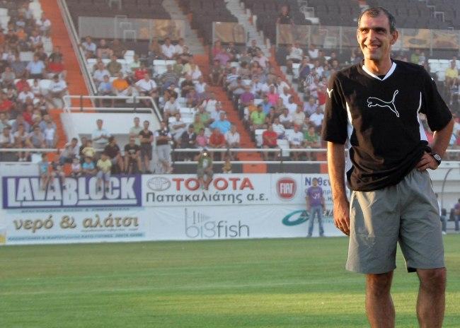 Χανιωτάκης: «Ένα μεγάλο ευχαριστώ στον κόσμο του ΟΦΗ»