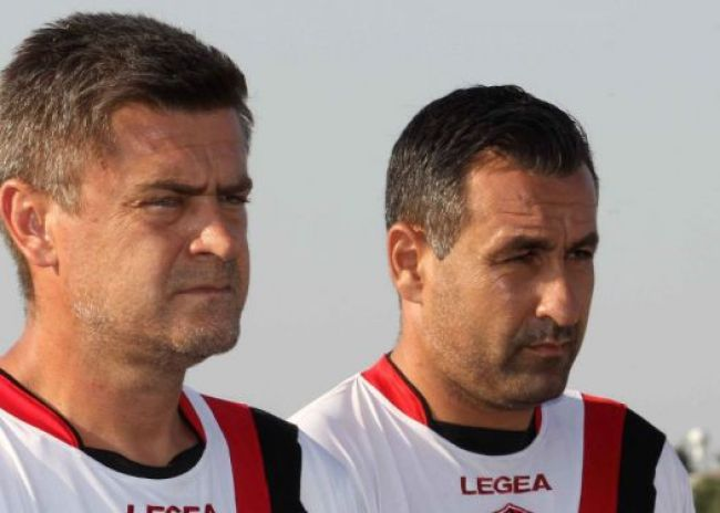 Δύο ματς άντεξε στην Κύπρο ο Δερμιτζάκης!