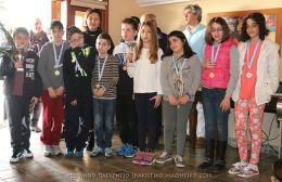 Διακρίσεις του ΟΦΗ στα Παγκρήτια σκακιστικά σχολικά πρωταθλήματα