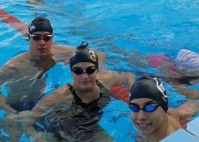 Τρεις αθλητές της κολύμβησης του ΟΦΗ στο Πανελλήνιο