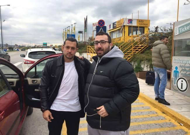 """Στο Ηράκλειο ο Πορτουλίδης: """"Ήρθα γιατί πιστεύω στον ΟΦΗ"""""""