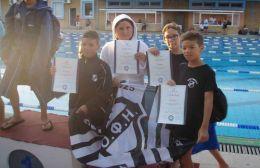Σημαντικές επιτυχίες των κολυμβητών του ΟΦΗ