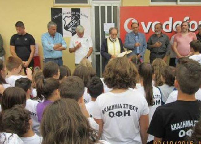 Πρώτος στην Ελλάδα ο ΟΦΗ στον στίβο σε εφήβους – νεάνιδες!