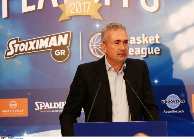Stoiximan.gr Basket League Playoffs – Παρουσίαση Χορηγών