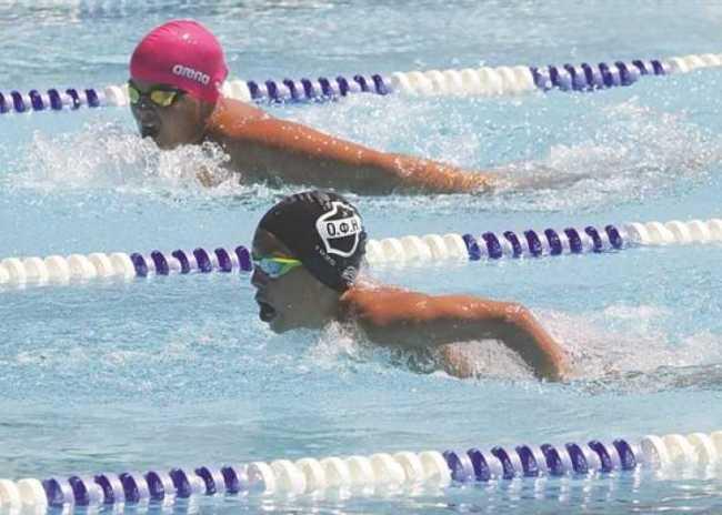 Οι μικροί κολυμβητές του ΟΦΗ έλαμψαν στα Χανιά