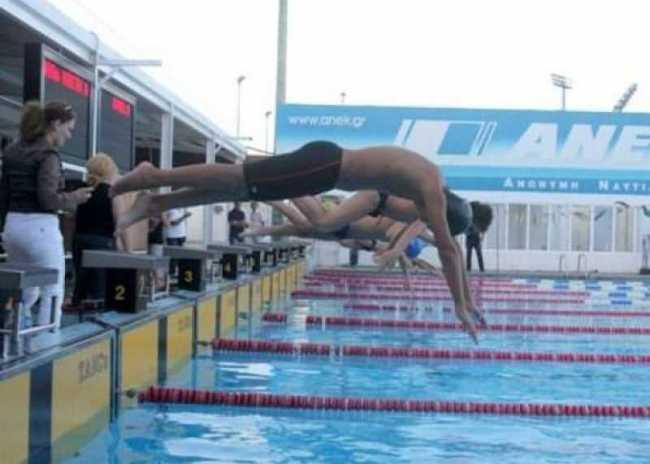 Δέκα κολυμβητές του ΟΦΗ έπιασαν τα όρια