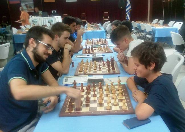 Νέες μεγάλες επιτυχίες των σκακιστών του Ο.Φ.Η.