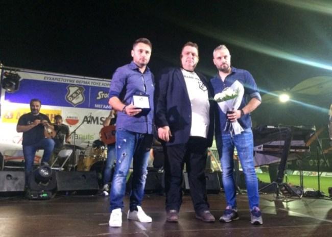 Μάνος και ο Μηνάς Παπαδάκης δεν άντεξαν την συγκίνηση (video)