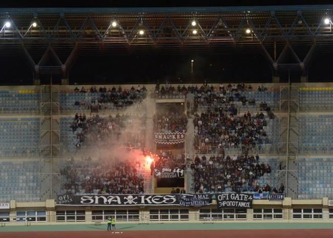 1.200 εισιτήρια θα πάρει ο ΟΦΗ στο ματς του Παγκρητίου