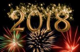 2018 ευχές σε όλο τον κόσμο!