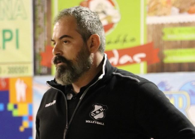"""Ζλατιλίδης: """"Τα παιδιά του βόλει του ΟΦΗ, χρειάζονται το χειροκρότημα του κόσμου"""""""