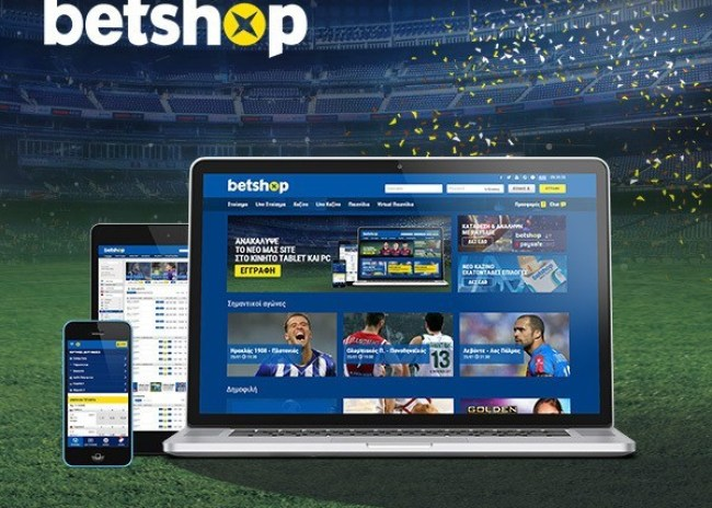 Βetshop: Η στοιχηματική εταιρία που τα έχει όλα!