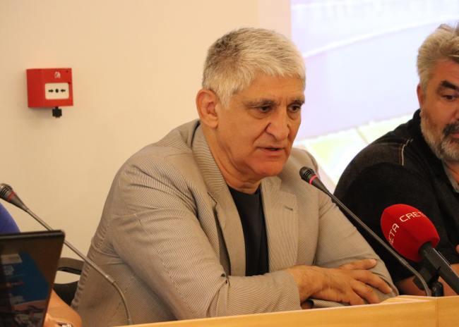 """Γιαννάκης: «Ο ΟΦΗ μπορεί να αποκτήσει ιστορία και στο μπάσκετ"""""""