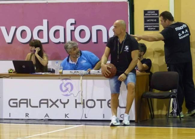 Pic | Μάνος Σφακιανάκης: Σε 20 χρόνια έχει χάσει μόλις ένα παιχνίδι του ΟΦΗ!