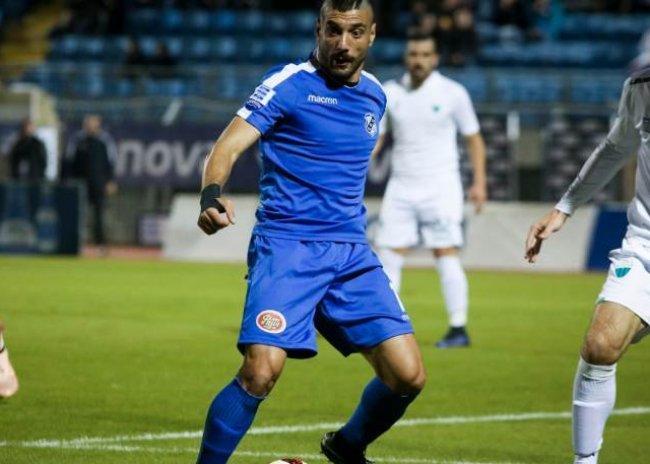 Πρώτο γκολ για τον Αραβίδη στο πρωτάθλημα