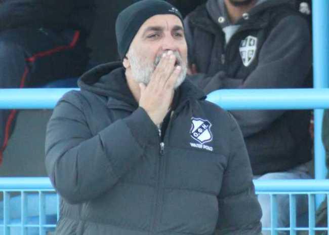 Βολτυράκης: «Θέλουμε να παραμείνουμε στην Α2»