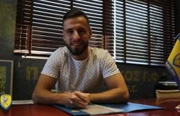 Ντεμπούτο Μπαϊροβιτς κόντρα στον ΟΦΗ