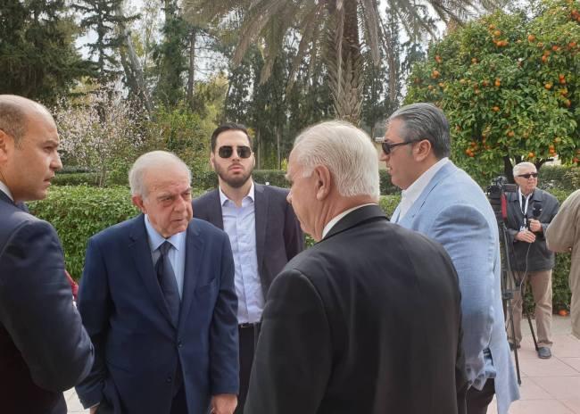 Στην ΕΠΟ ο Βασίλης Λαμπρινός – συμμετείχε στην σύσκεψη των νομικών