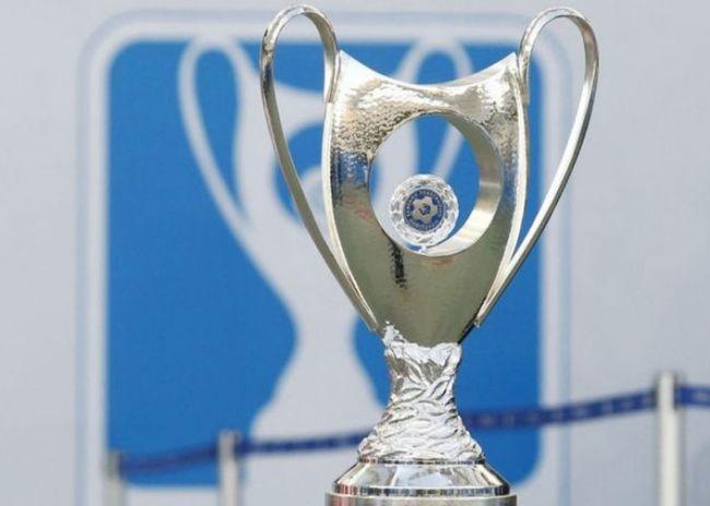 Ξεκινάει η Ημιτελική φάση του Κυπέλλου Ελλάδας!