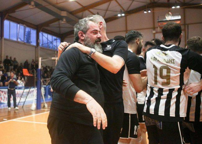 """Ζλατιλίδης: """"Ο ΟΦΗ έχει τις προϋποθέσεις να σταθεί στην Volley League"""""""