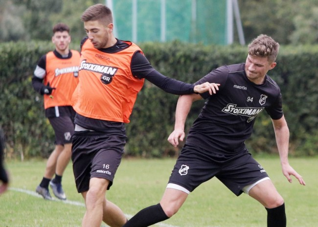 Επέστρεψε στον ΠΑΟΚ ο Μιχόγεβιτς
