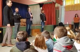 Video | Το σύνθημα για την Κυριακή δόθηκε στο Δημοτικό Σχολείο Μοχού!
