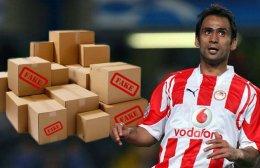 Συνελήφθη ο Πατσατζόγλου για πώληση «μαϊμού» προϊόντων!