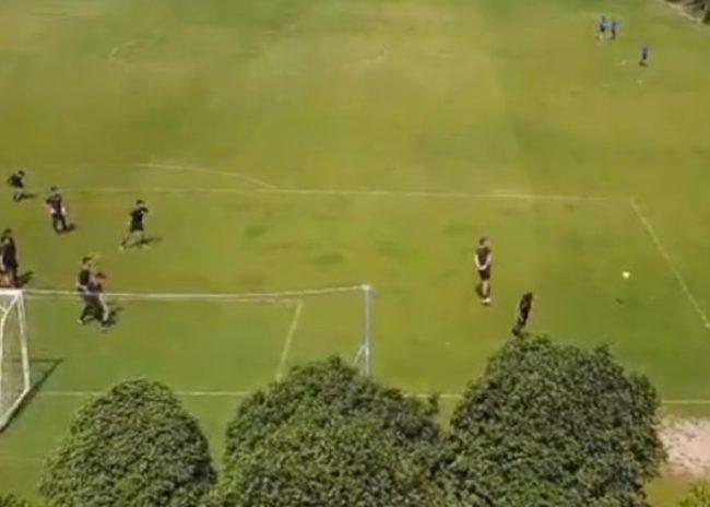 Video | Παράνοια με το γκολ του Ναμπί: Το έκαναν ξανά οι πιτσιρικάδες της Κ15!