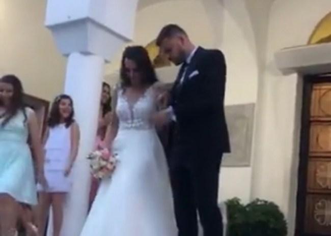 Παντρεύτηκε ο Νάστος!