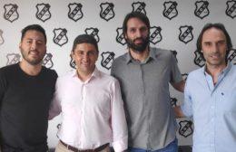 """Στα γραφεία της ΠΑΕ ο Αυγενάκης: """"Καμαρώνω για τα βήματα και το όραμα του ΟΦΗ"""""""