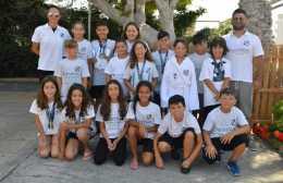 Εντυπωσίασαν οι μικροί κολυμβητές του ΟΦΗ