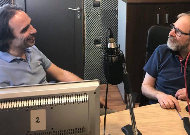 Η αποκάλυψη του Ηλία στον Athletic Radio 104,2!