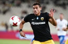 Διεκδικεί θέση στην ενδεκάδα της ΑΕΚ ο Γιακουμάκης