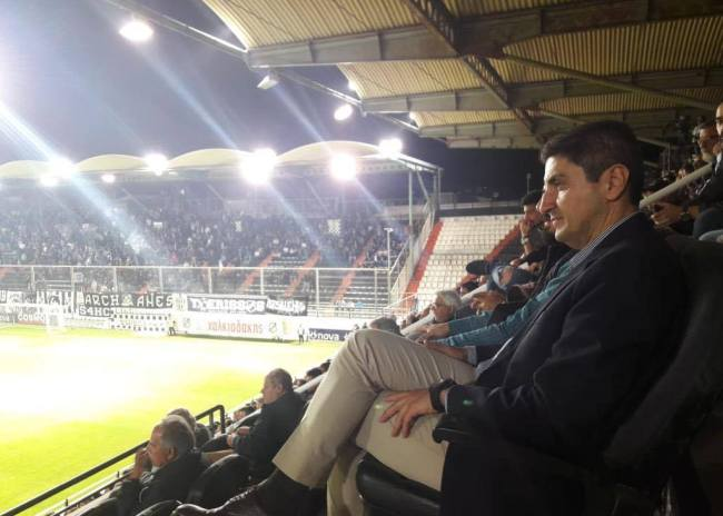 """Ο Λευτέρης Αυγενάκης """"αφεντικό"""" στον ελληνικό αθλητισμό!"""