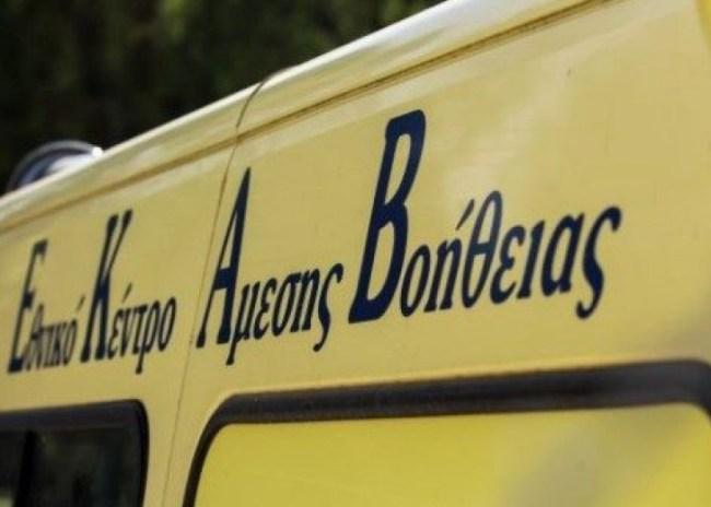 Ηράκλειο: Εργατικό ατύχημα στις Μελέσσες για 50χρονο άνδρα