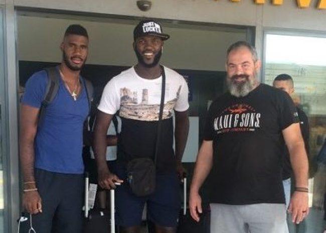 Στο Ηράκλειο οι Κολομβιανοί παίκτες του ΟΦΗ