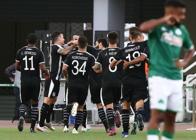 """Απίστευτο επίτευγμα: """"Πελάτης"""" του ΟΦΗ ο Παναθηναϊκός: Πέμπτη νίκη σε έξι ματς!"""