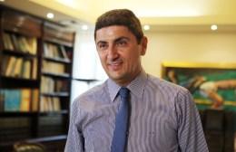 Διαψεύδει ο Αυγενάκης για συνάντηση με Περέιρα